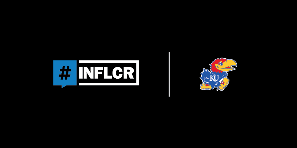 INFLCR, University of Kansas Basketball announce partnership