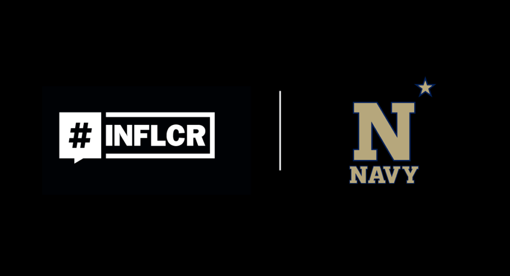 Navy football joins INFLCR as first service academy