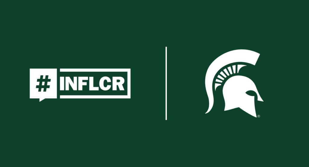 Michigan State and INFLCR Announce Multi-Sport Partnership Following March Madness Success